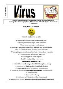 VIRUS nr 5-2015-2016