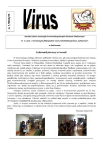 thumbnail of VIRUS nr 1-2019-2020